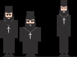 monaster prawosławny w Supraślu, zakonnicy